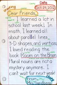 17 best images about write~friendly letter anchor great anchor chart for writing a letters especially for second and third grades