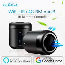2019 Newest <b>Broadlink RM Mini3</b> Black Bean Smart Home ...