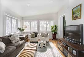 an envy inducing mix of rustic and contemporary distilled into the perfect living room balanced living room
