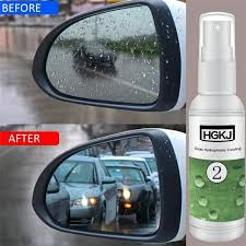 Car Cleaning HGKJ 2 20ml <b>Rainproof Nano Hydrophobic Coating</b> ...