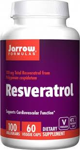 Resveratrol - Jarrow Formulas