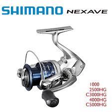 2019 <b>100</b>% <b>Original</b> 2017 New <b>Shimano NEXAVE</b> 1000 2500HG ...