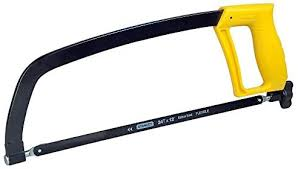 "<b>Stanley</b> M.<b>1-15-122</b> Contractors Hacksaw <b>Enclosed Grip</b> 12"": Buy ..."