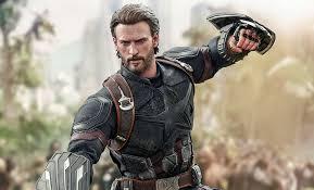 Marvel <b>Captain</b> America Movie Promo Edition Sixth Scale Figur ...