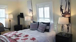 deluxe rooms fireplaces carpe diem guesthouse inn
