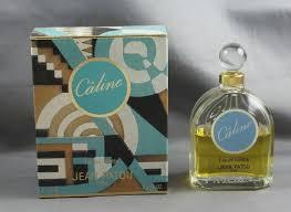 Vintage <b>JEAN PATOU</b> Ma Collection <b>CALINE</b> 2.5 oz Perfume Bottle ...
