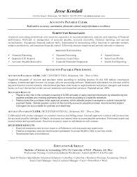 10 accounts payable resume sample job and resume template sample resume for accounts payable and receivable