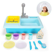 Kitchen Playsets <b>Toys</b> & Games Luerme <b>Childrens Simulation</b> ...