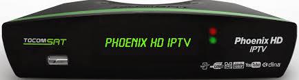 Resultado de imagem para TOCOMSAT PHOENIX HD IPTV