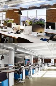 open office cubicles. open plan office with blue pedestals openplanoffice cubiclescom cubicles