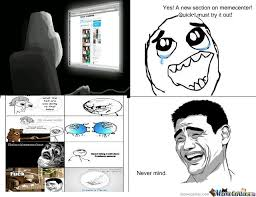 I'm Scared To Go Back... (My First Rage Comic :p) by ryokun - Meme ... via Relatably.com