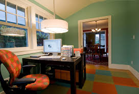 area rug ideas home office contemporary with aqua bold color bright image by ventana construction llc bright idea home office ideas
