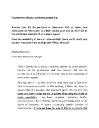 death penalty against essay   can you write my essay from scratch death penalty against essayjpg