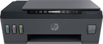 <b>МФУ</b> Струйное <b>HP Smart</b> Tank 515 — купить в интернет ...