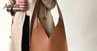 Сумка кожаная - <b>Shopper</b> Architect в магазине «Jeny ...