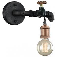 <b>Бра Favourite Faucet 1581</b>-<b>1W</b> E27 цвет чёрный в Новосибирске ...
