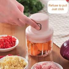 Polocat Wireless <b>Mini Electric Garlic</b> Artifact Small Household ...
