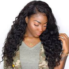 360 Lace Frontal Wig <b>150</b>% <b>Density Water Wave</b> Brazilian Virgin Hair