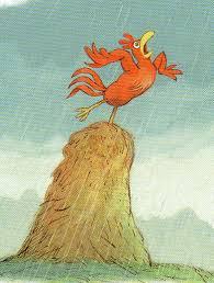 """Résultat de recherche d'images pour """"nom d'une poule on a volé le soleil"""""""