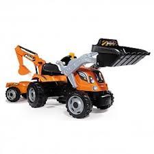Детские <b>педальные</b> трактора и машины купить в интернет ...