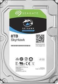 Купить <b>Жесткий диск SEAGATE</b> Skyhawk ST8000VX004 в ...