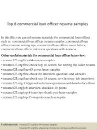 topcommercialloanofficerresumesamples lva app thumbnail jpg cb