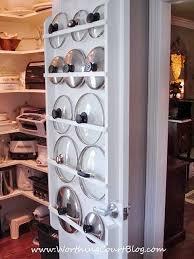 rack pantry door