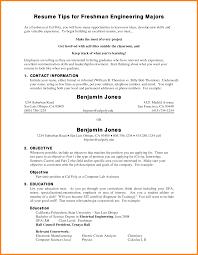 freshman in college resume college resume 2017 cover