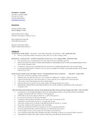 Medical Practice Manager Resume Sample  example cna resume cna