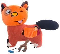 Купить Мягкая игрушка <b>Gulliver Кот хулиган</b> 23 см по низкой цене ...