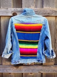 gull marie blue serape jacket style in love and blue products