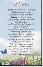 headstone quotes for mothers | Headstone Verses For Mother http ... via Relatably.com