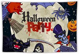 <b>Halloween Cartoon</b> Characters Tapestry Wall Hanging Bedding for ...