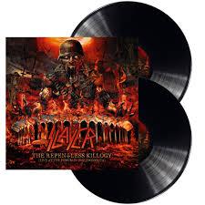 <b>SLAYER</b> | The <b>repentless</b> killogy, Live... BLACK VINYL - Nuclear Blast