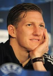 Bastian Schweinsteiger - FC Bayern Muenchen Training and Press Conference - Bastian%2BSchweinsteiger%2BFC%2BBayern%2BMuenchen%2BQftRKCDLhmDl