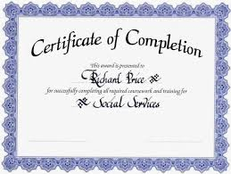 certificate templates selimtd certificate templates certificate of completion templates printable
