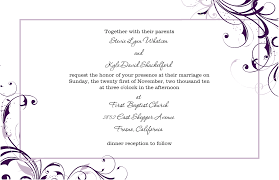 8 wedding invitation templates excel pdf formats