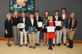 dar essay contest dar essay contest winners recognized frederica academy
