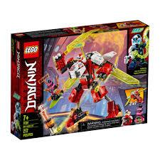 Купить <b>конструктор LEGO Ninjago Реактивный</b> самолёт Кая ...