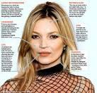 Kate Moss biography