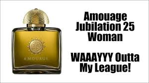 AMOUAGE <b>JUBILATION 25</b> XXV FOR HER / FOR <b>WOMEN</b> ...