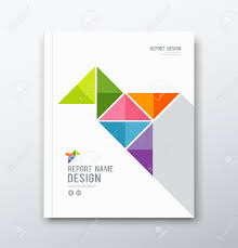 anniversary annual report design google search annual report cover annual report colorful bird origami paper design