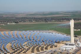 Resultado de imagen para torre solar Ashalim, en el desierto de Néguev, en Israel