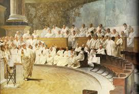 「Veni, vidi, vici in senatus」の画像検索結果