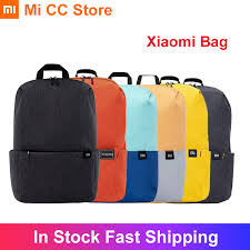 <b>Original Xiaomi Backpack 7L</b>/10L Casual Sports Chest Bagpack ...