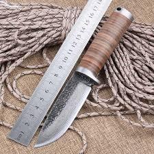 Острый охотничий <b>нож</b> с фиксированным лезвием ручной ...