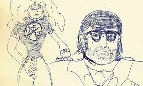 <b>Steven Thompson</b> war ein Teenager Mitte der 70er und führte Tagebuch. - geek-journal1976