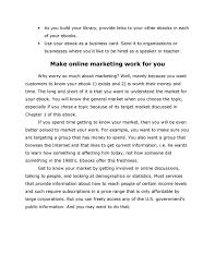 creating an ebook com