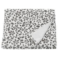<b>ЮВЕЛЬБЛОММА Банное</b> полотенце, белый, серый, 70x140 см ...