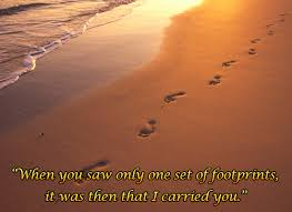 Image result for pics of footprints in the sand